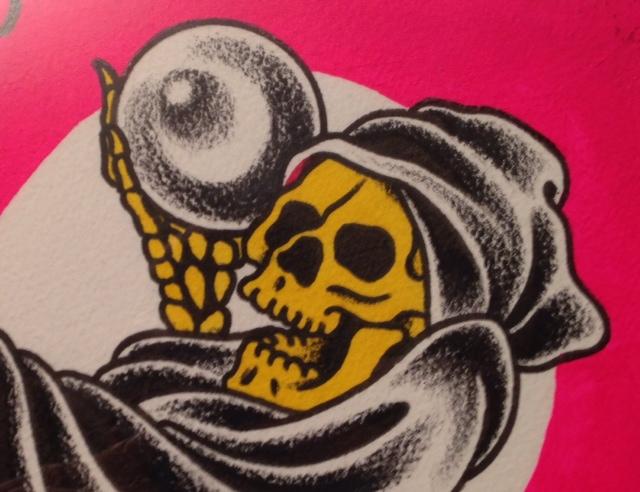 Sneak peak of Ross's new Skull Sheet