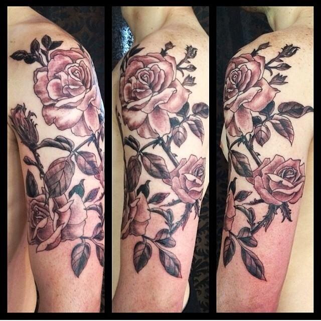 Roses by Joe Larralde