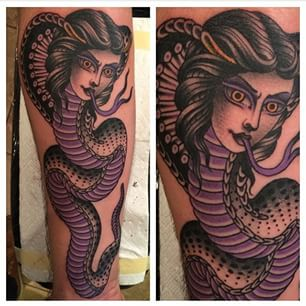Tattoo by Gordon Combs
