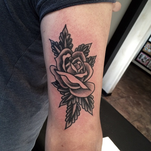 Another Rose by Jeff P