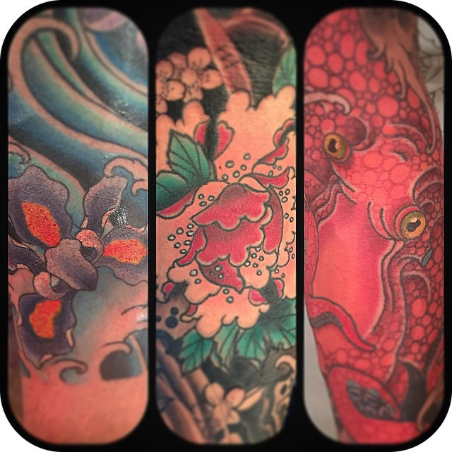 Sleeve Details by Josiah
